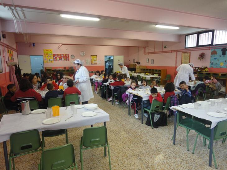 El ayuntamiento de m stoles abrir comedores escolares en for Plan de comedor escolar